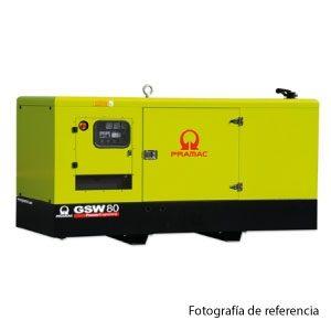 Generadores de Rango Medio (30kVA a 200kVA)