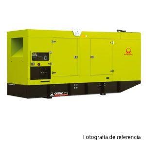 Generadores de Gran Potencia (275kVA a 590kVA).