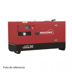 Generadores de Emergencia MASONS (13 a 220 kVA)